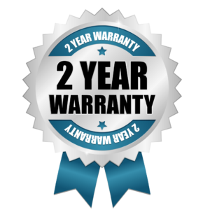 Two year painting warranty